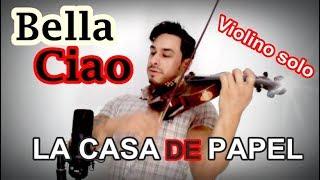 Bella Ciao - La Casa de Papel by Douglas Mendes (Violin Cover)
