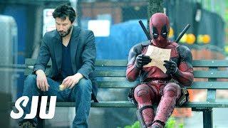 Marvel Wants Keanu to Join MCU | SJU