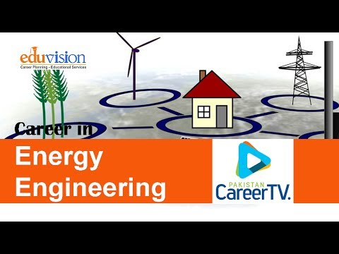 Career in Energy Engineering