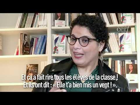 Vidéo de Fatiha Agag-Boudjahlat