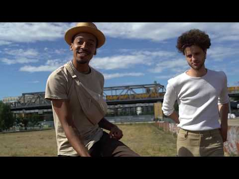 """""""ONE OF US"""": Berlin Rap-Duo Nebulake for Ethletic"""