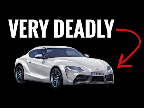 The Toyota Supra's Fatal FLAW!