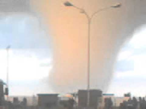 tournado in algeria