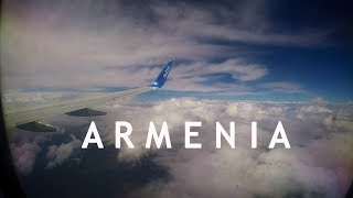MY FIRST TRAVEL VLOG | Armenia Vlog
