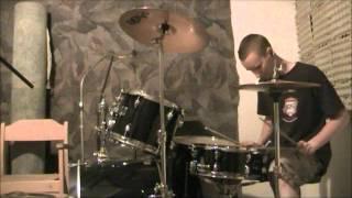 Pendulum Remix - Prodigy - Voodoo People Drum Cover