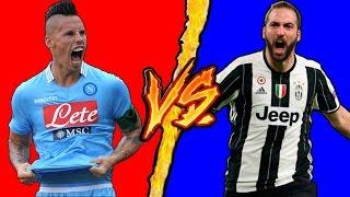 Napoli VS Juventus – Battaglia Rap Epica – AmendolaBrothers FEAT. Manuel Aski