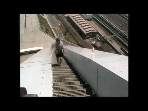Moses Mabihida Stadium Bungie Jump