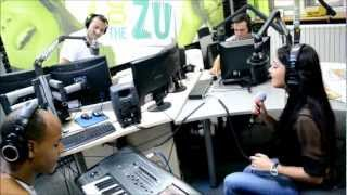 Mandinga - Sufletul zambea (Live la Radio ZU)