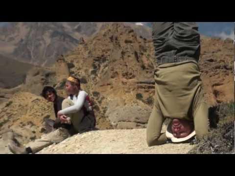 Йога-тур в Непал, практики. Yoga-tour to Nepal