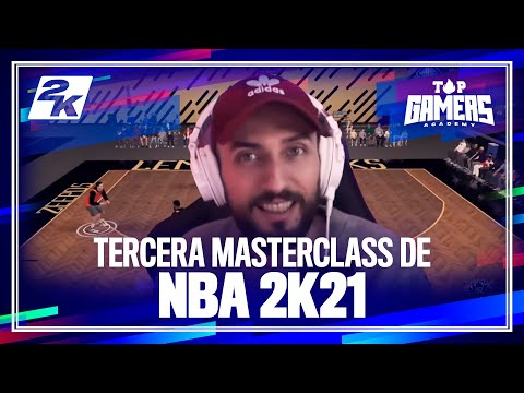 CLASE de NBA 2K con RAFA TGR (26NOV) | TOP GAMERS ACADEMY