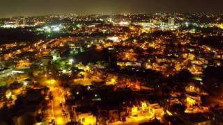 DJI Inspire 1 Pro W/ Zenmuse X5 Camera Metro, Puerto Rico Night Shoot.