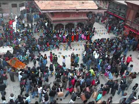 newa festival, Jatra