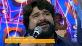 César Menotti e Fabiano contagiam com sucesso de Raça Negra