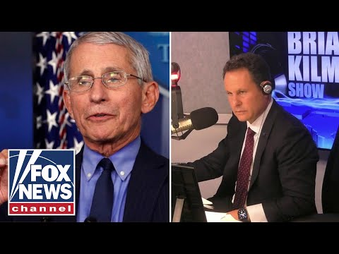 What is Fauci talking about? He's changed his story so many times   Brian Kilmeade Show