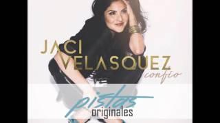 Jaci Velasquez - Confió (Pista Original)