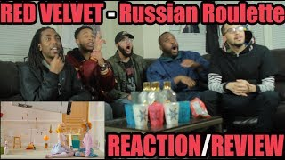 Red Velvet 레드벨벳 '러시안 룰렛 (Russian Roulette)' MV REACTION/REVIEW width=