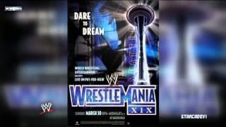 "WrestleMania XIX Theme song ""Crack Addict"" by Limp Bizkit"
