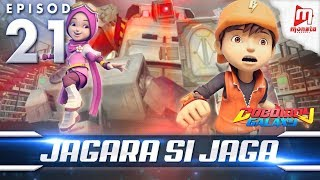 BoBoiBoy Galaxy EP21   Jagara Si Jaga - (ENG Subtitle) width=