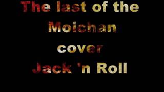 The Last of the Mohicans cover metal -jack-
