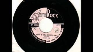BOBBY POE. ROCK & ROLL RECORD GIRL..