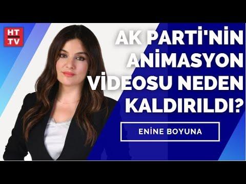 Enine Boyuna'da AK Parti'nin animasyon videosu konuşuluyor… #CANLI