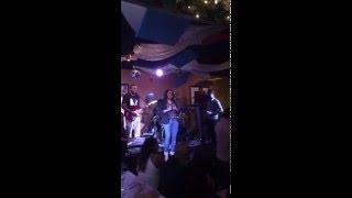 CV BOYS band and Gilyto live