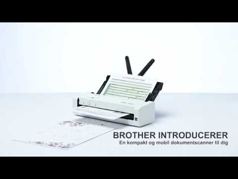 Brother ADS-1200 scanner