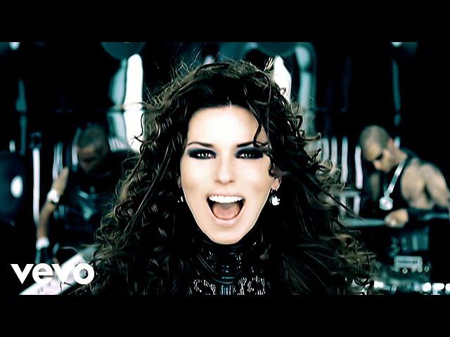 """Vídeo oficial de """"I'm Gonna Getcha Good!"""" de Shania Twain"""