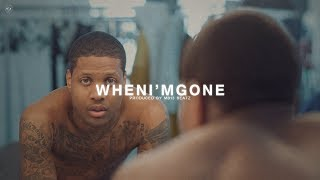 "Lil Durk x YFN Lucci Type Beat 2017 - ""When I'm Gone"" (Prod. By @MB13Beatz)"