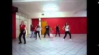 Ballo di gruppo 2014 2015 Metela Sacala Coreografia Roberto Comparetto