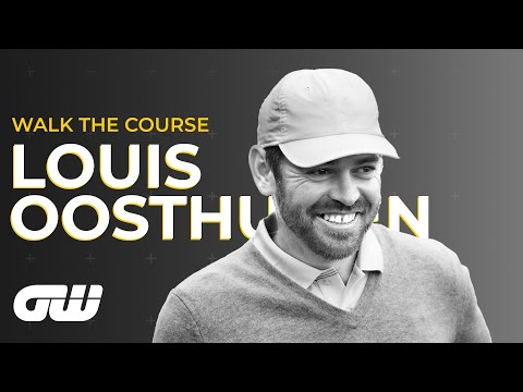 We Walk a Hole with Louis Oosthuizen! | Golfing World