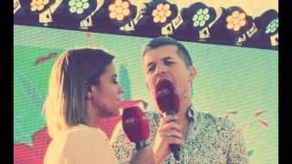 | Único programa em 'Portugal em Festa' na SIC, em Leiria - 2016 |