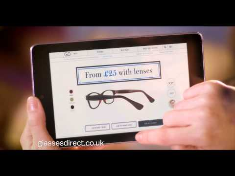 Glasses Direct TV Advert 2015