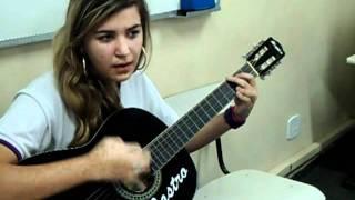 Gabriela Castro - Amigos pela fé  para lohraine ( cover de Luan santana )