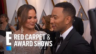 "John Legend Teases 2017 Oscars ""La La Land"" Performance 