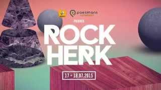 Rock Herk 2015 Trailer - 17 & 18 July