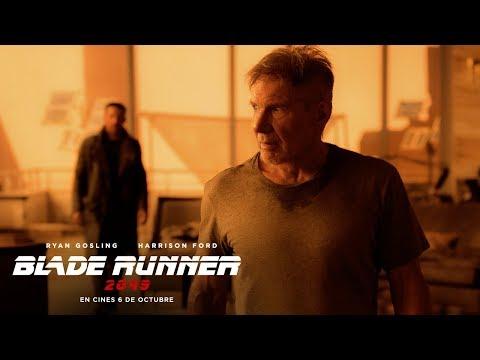 BLADE RUNNER 2049. El futuro está en sus manos. En cines 6 de octubre.