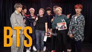 BTS Teaches Jojo Korean Holiday Greetings
