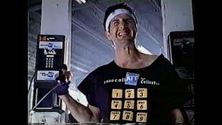1999 - 1-800-CALL-ATT - Come Spot Me (with David Arquette) Commercial