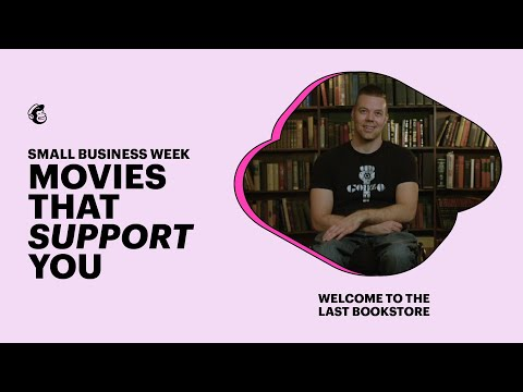 The Last Bookstore   Small Business Week 2021   Mailchimp Presents