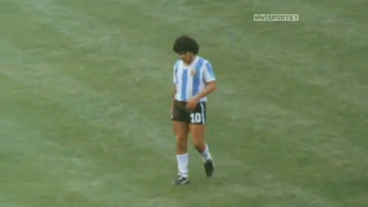 5 Times Diego Maradona Shocked The World
