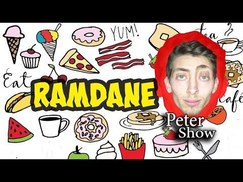 شهر رمضان في الجزائر، مشاركة جلال بن سالم في مسابقة اليوتيوبرز