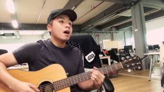 By Your Side (acoustic cover) - Jonas Blue Ft. Raye