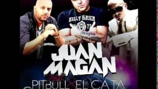 Juan Magan Feat. Pitbull y El Cata - Bailando por el Mundo