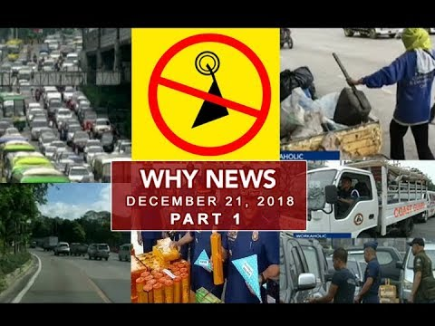 UNTV: Why News (December 21, 2018) PART 1