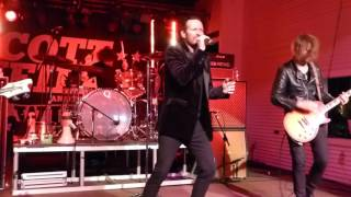 Scott Weiland & The Wildabouts -  Vasoline (Stone Temple Pilots cover) LIVE 4/28/15