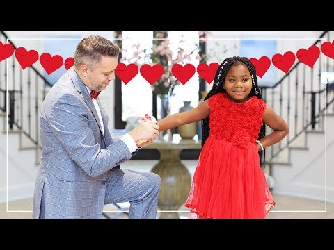 SHAUN TAKES PAiSLEY to Daddy Daughter Dance | Behind the Braids Ep.58