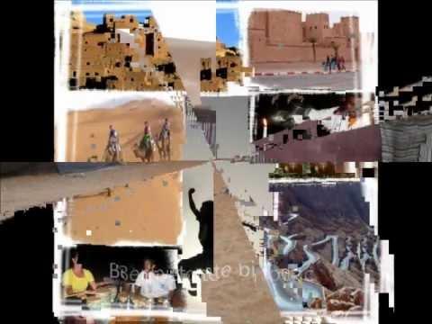 Trekking-Pension morocco-Sahara,Trekking in der Wüste von Merzouga,Trekk in desert
