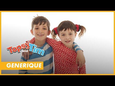 topsy et tim en francais