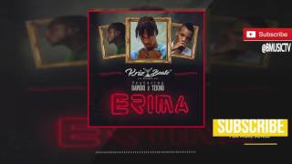Kriz Beatz - Erima Ft. Davido x Tekno (OFFICIAL AUDIO 2017)